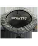 Батут складной STARFIT TR-301 114 см, серый