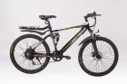 Электровелосипед UBERBIKE S26 (48V-500W) черный