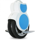 Двухколесное моноколесо Airwheel Q6 бело-голубое (130 WH)