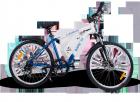Электровелосипед Elbike Rapid (350Вт)